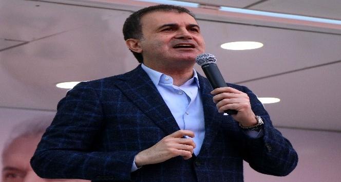 """AB Bakanı Çelik: """"Hayır'da CHP'yi reddetme hayrı vardır"""""""