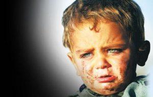 Ağlama çocuk ağlama