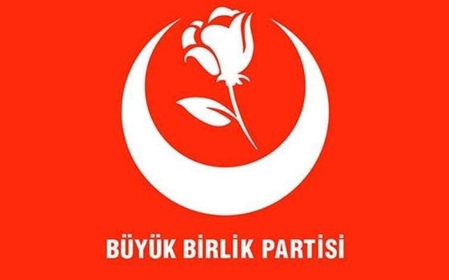 BBP'de bir 'hayır' istifası daha