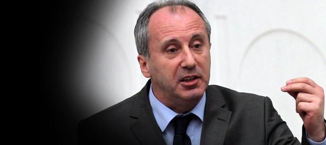 CHP'li İnce: Bir başbakan 'Beni yok edin' diye oy ister mi?
