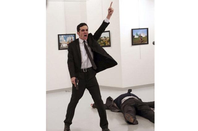 """Karlov'un katili """"19 Aralık'ta neler oldu?"""" araması yapmış"""