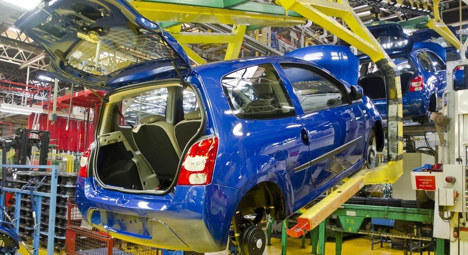 Otomotiv üretimi yüzde 34 arttı