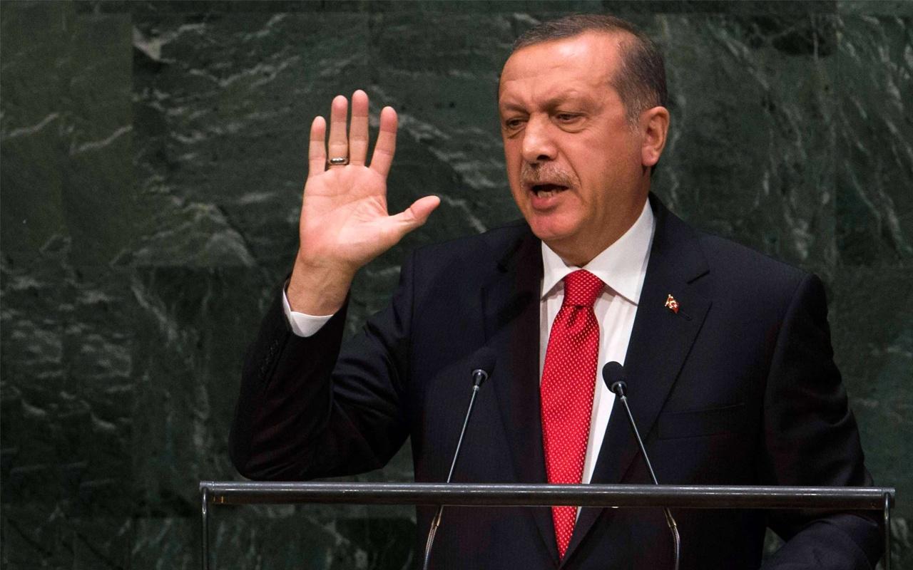 Cumhurbaşkanı Erdoğan ; Avrupa Birliği Kendinize Gelin