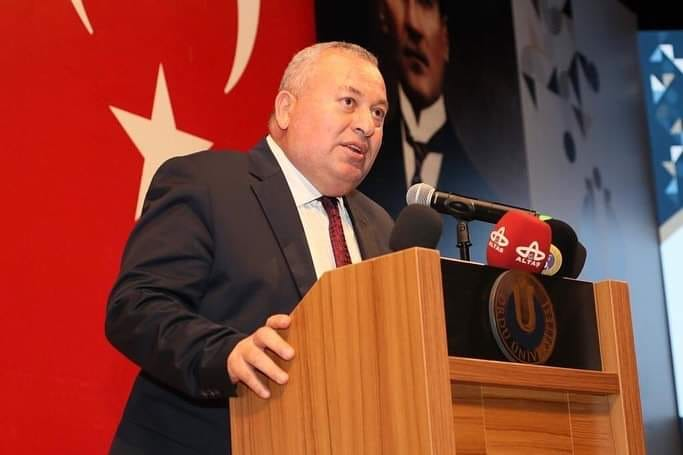 MHP MV. CEMAL ENGİNYURT, NUMAN KURTULMUŞ'U ELEŞTİRDİ.