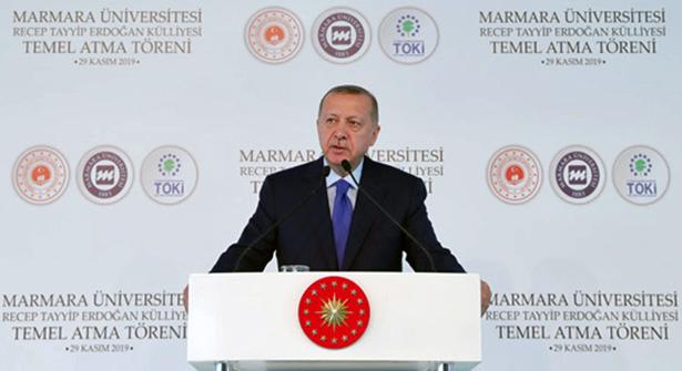 """ERDOĞAN: """"AVRUPA'DA SIĞINTI DEĞİL, EV SAHİBİYİZ"""""""