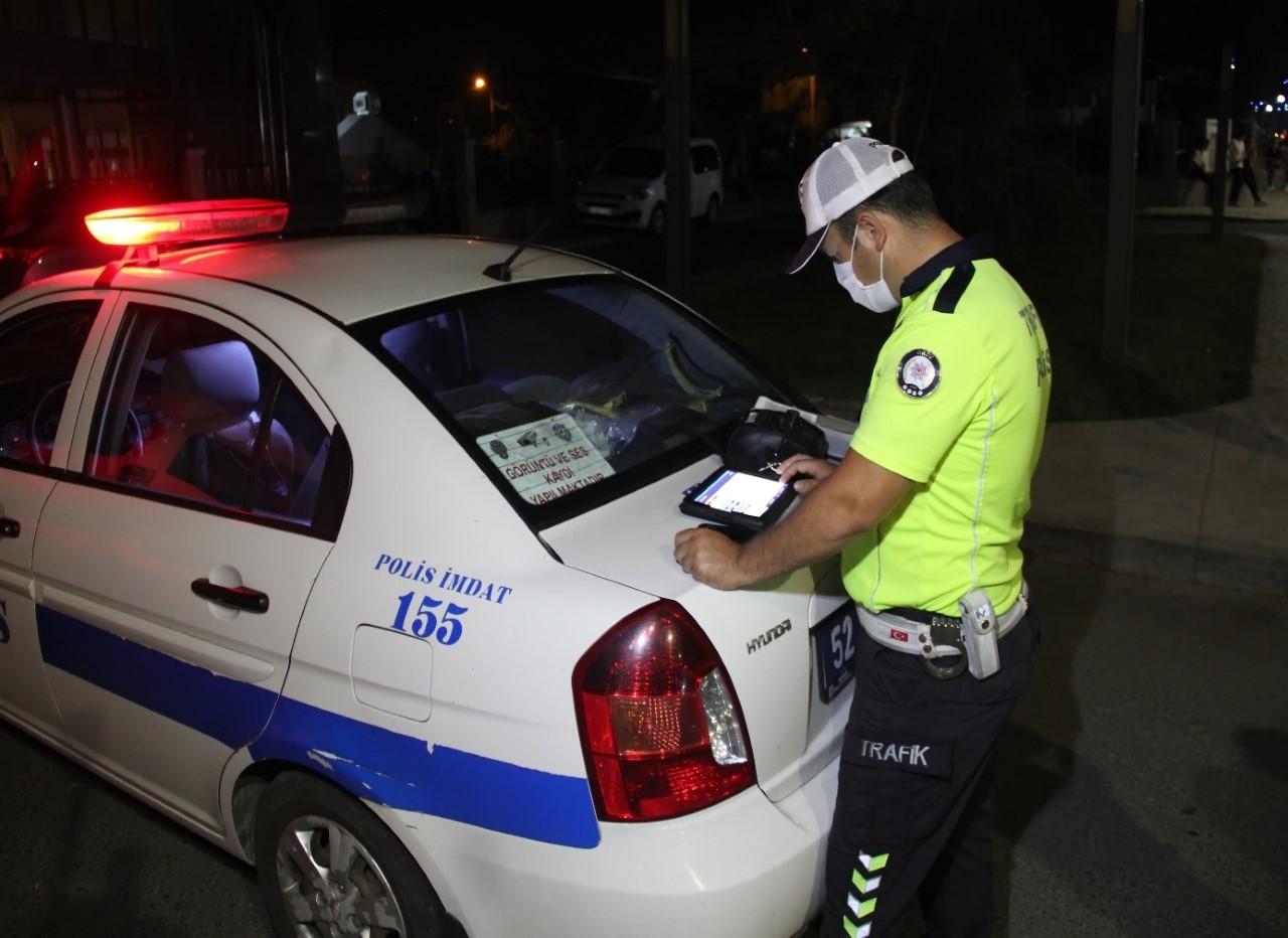 21.09.2020 ile 27.09.2020 tarihleri arasında İlimiz polis sorumluluk bölgesindeki bilanço