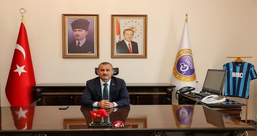 Valimiz Sayın Tuncay Sonel'in Gaziler Günü Mesajı