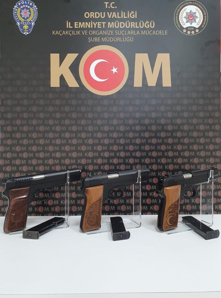 : Kaçakçılık ve Organize Suçlarla Mücadele Faaliyetleri