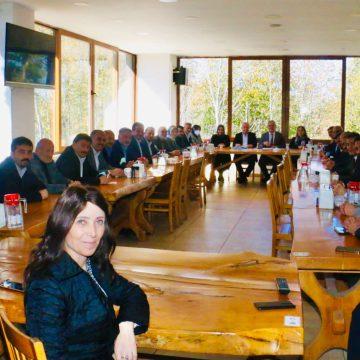 İlçe Başkanları Toplantısı