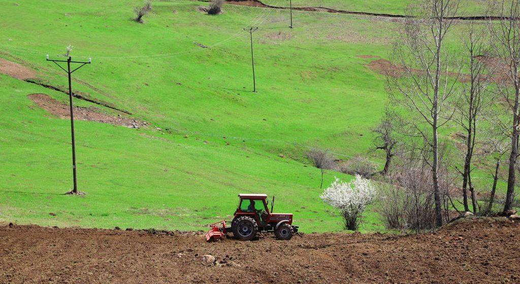 Çiftçilere Cansuyu Oldu