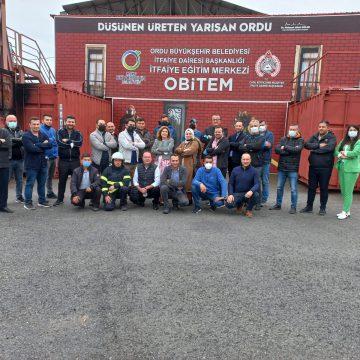 Orbel Personeline Yangın Eğitimi