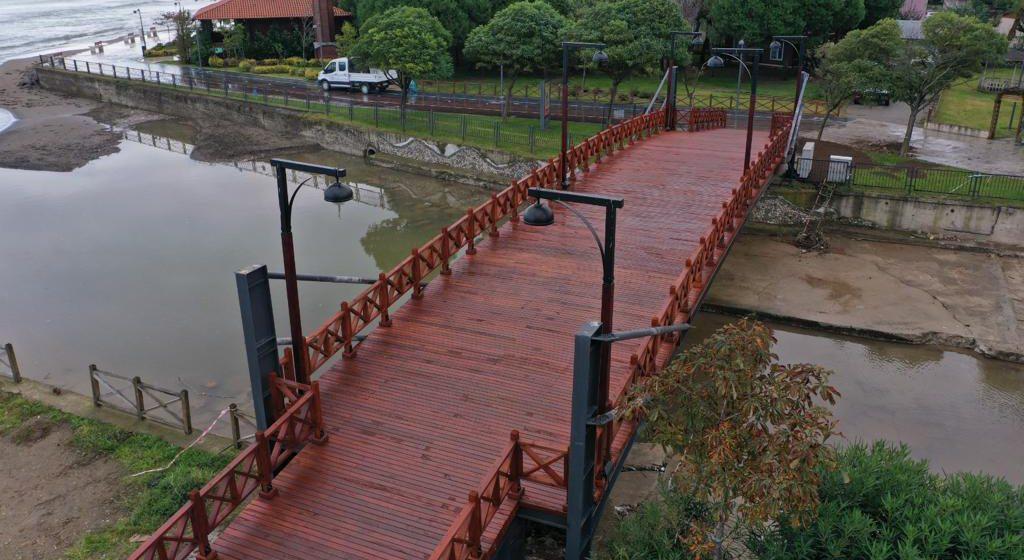 Güvenli Ve Konforlu Köprü